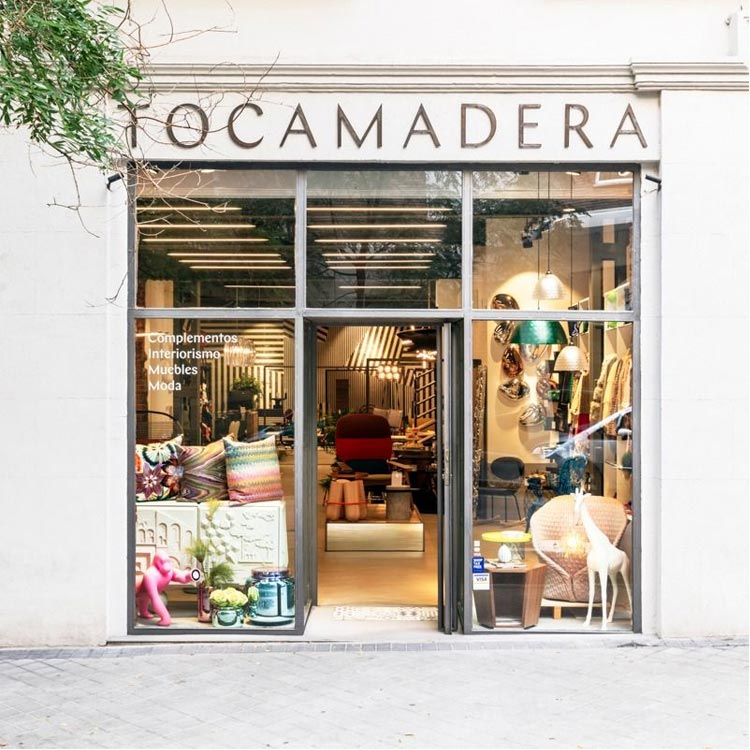 Estrategia de comunicación - Tocamadera Design Store