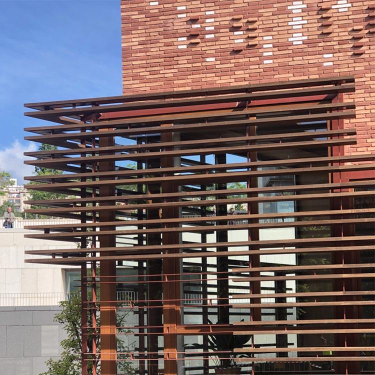 Gabinete de Prensa y Relaciones Públicas - AHEC American Hardwood Export Council